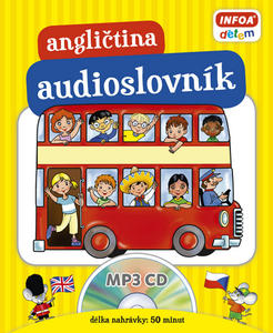 Obrázok Angličtina audioslovník