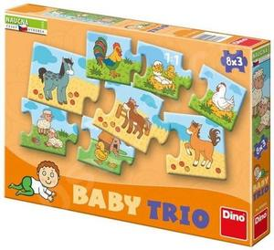 Obrázok Baby Trio Rodina