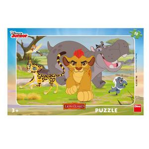 Obrázok Puzzle Lví hlídka