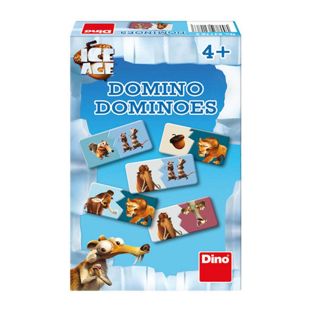 Domino Doba ledová