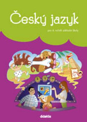 Obrázok Český jazyk pro 4. ročník základní školy