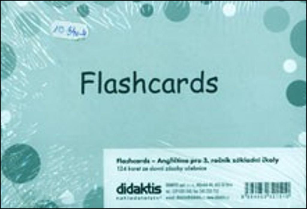 Flashcards k Angličtině 3 - E. Chvalovská