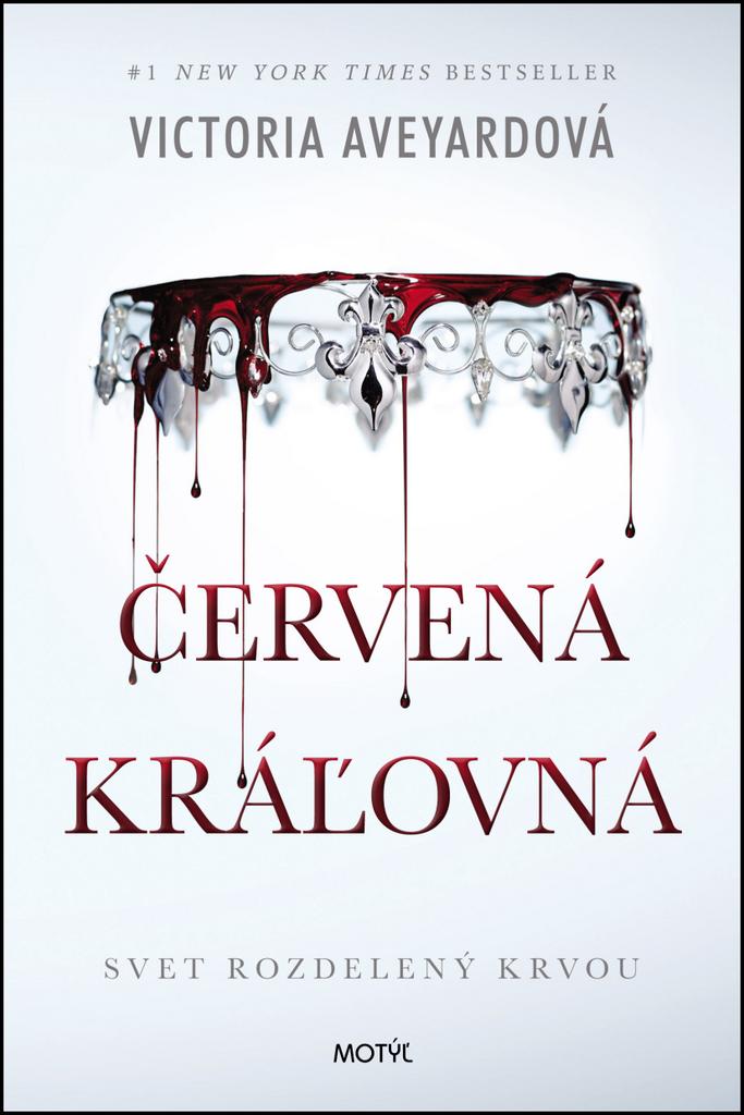 Červená kráľovná (Červená kráľovná 1) - Victoria Aveyardová