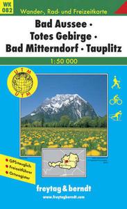 Obrázok 082 Totes Gebirge 1:50 000