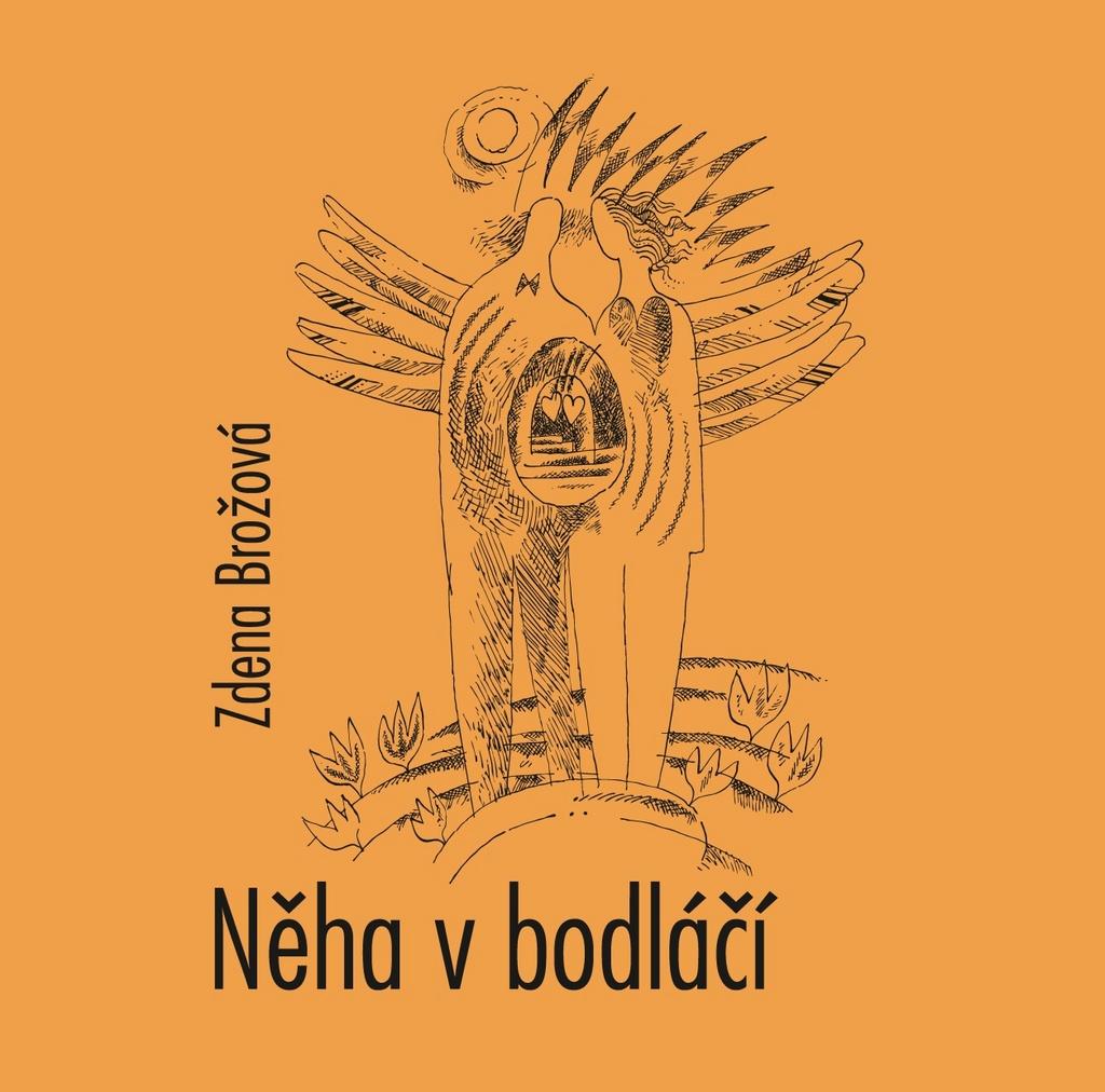 2677f888ff0 Něha v bodláčí - Zdena Brožová