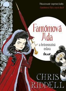 Obrázok Fantómová Ada a hrôzostrašná oslava