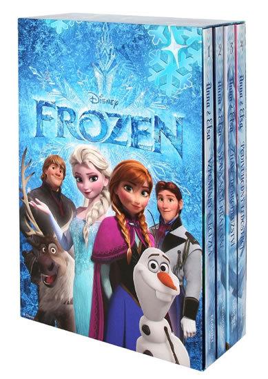 Ledové království Box - Walt Disney
