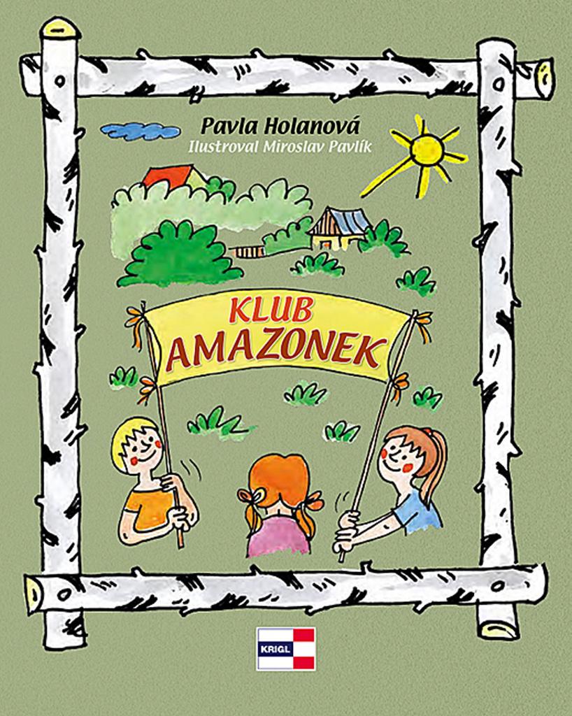 Klub Amazonek - Pavla Holanová