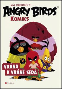Obrázok Angry Birds Vrána k vráně sedá