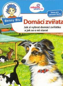 Obrázok Benny Blu Domácí zvířata
