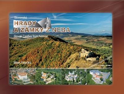 Obrázok Slovenské hrady a zámky z neba