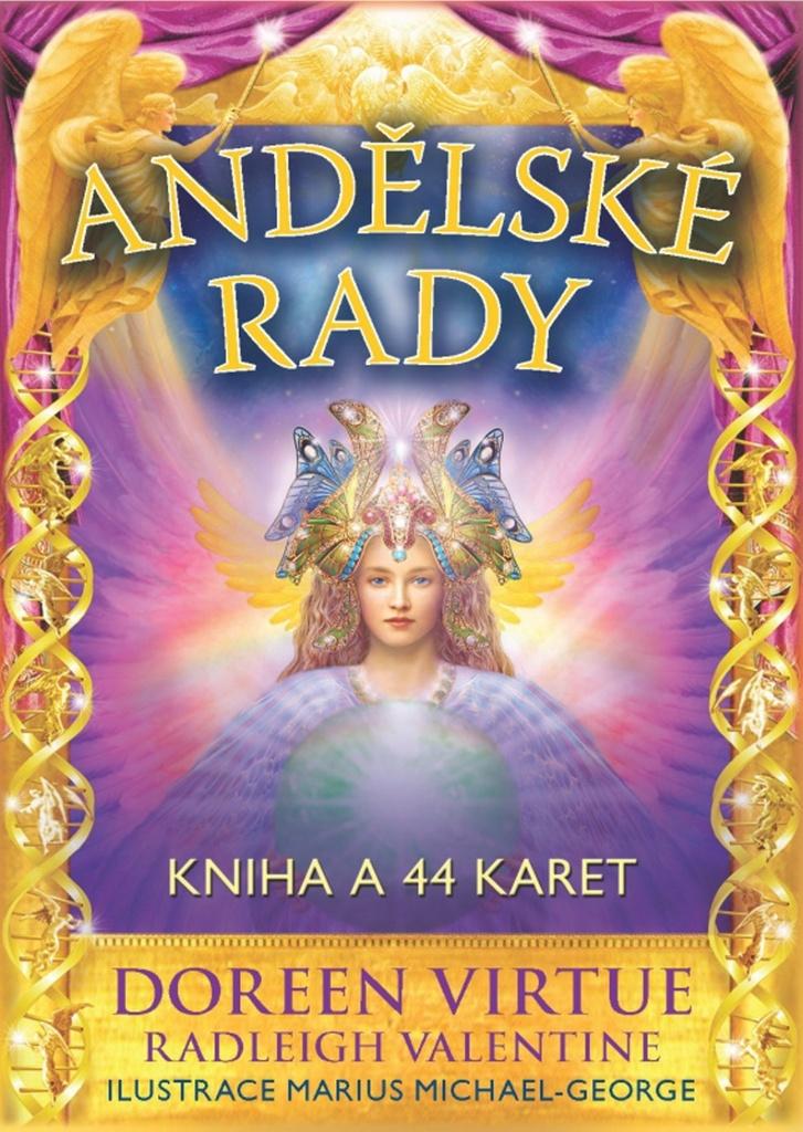 Andělské rady - Radleigh Valentine, Doreen Virtue