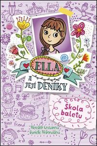 Obrázok Ella a její deníky Škola baletu (2)
