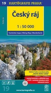 Obrázok Český ráj 1:50 000
