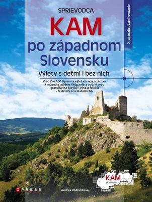 Obrázok Kam po západnom Slovensku (Sprievodca)