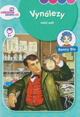 Benny Blu Vynálezy mění svět