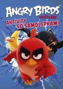Obrázok Angry Birds vo filme Aktivity so samolepkami