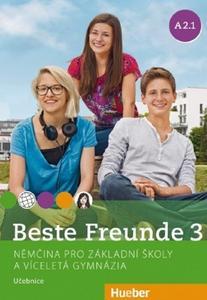Obrázok Beste Freunde 3 (A2/1) Učebnice