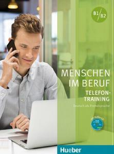 Obrázok Menschen Im Beruf Telefontraining B1/B2