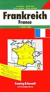 Obrázok Automapa Francie 1:800 000