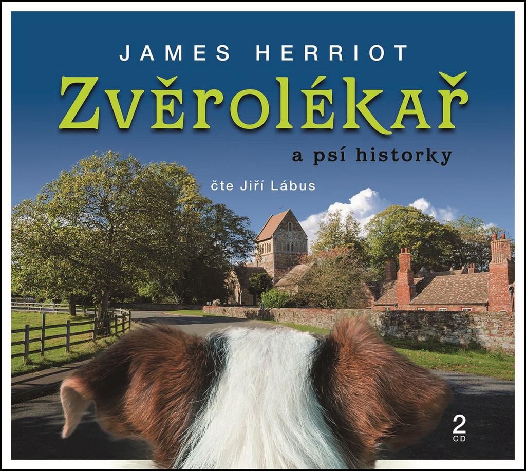 Zvěrolékař a psí historky (2CD) - James Herriot