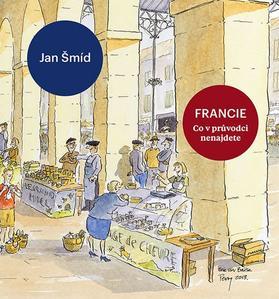 Obrázok Francie Co v průvodci nenajdete