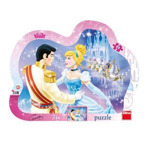 Obrázok Puzzle Zamilovaná Popelka
