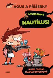 Obrázok Agus a příšerky Zachraňme Nautilus!