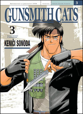 Picture of Gunsmith Cats 3