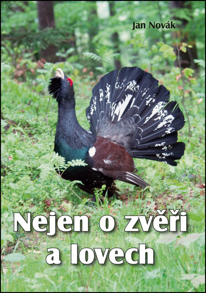 Nejen o zvěři a lovech - Jan Novák