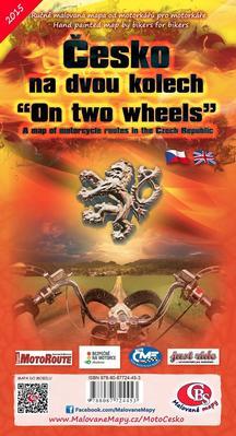 Obrázok Česko na dvou kolech