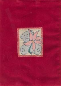 Obrázok Obal na knihu - červený