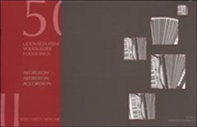 Obrázok 50 lidových písní II