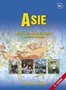 Obrázok Asie sešitový atlas pro ZŠ