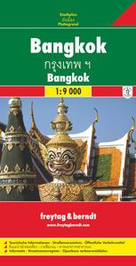Obrázok Bangkok 1:9 000