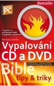 Obrázok Bible vypalování a zálohování