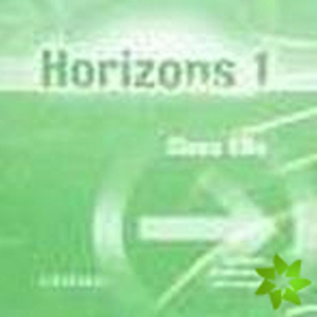 Horizons 1 Class CDS - R. Radley, Craig Simons