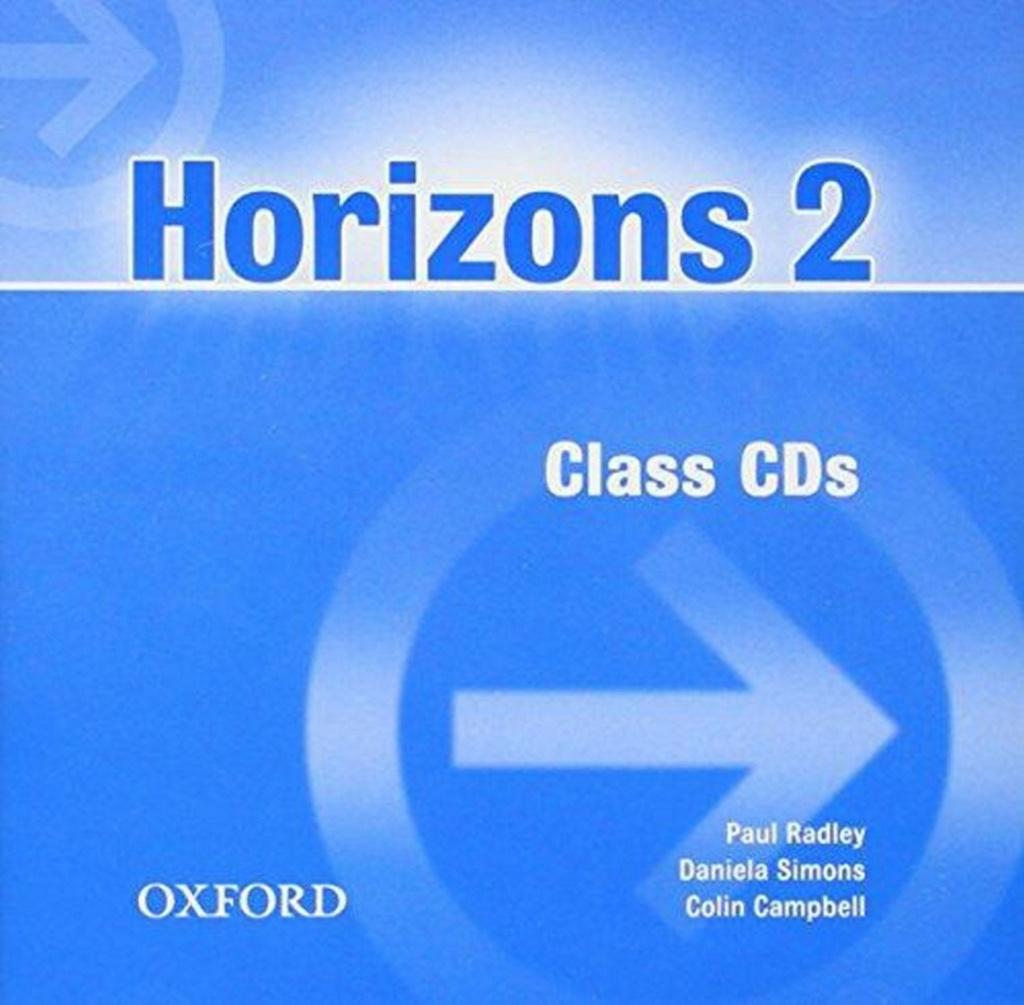 Horizons 2 Class CDS - D. Simons, R. Radley