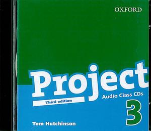 Obrázok Project the Third Edition 3 Class Audio CDs