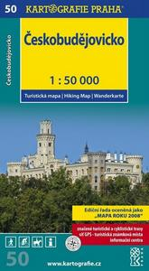 Obrázok Českobudějovicko 1:50 000