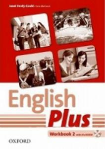 Obrázok English Plus 2 Workbook with MultiRom