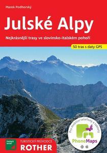 Obrázok Julské Alpy 50 tras s daty GPS