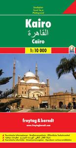 Obrázok Káhira 1:10 000