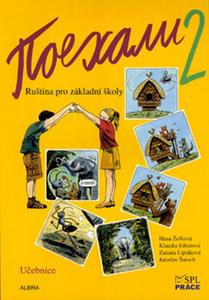 Pojechali 2 učebnice ruštiny pro ZŠ