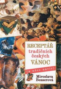 Obrázok Receptář tradičních českých Vánoc