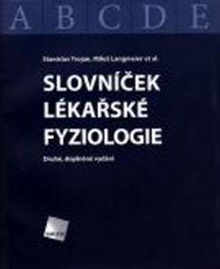 Obrázok Slovníček lékařské fyziologie