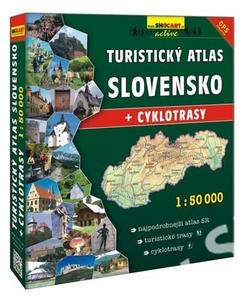 Obrázok Turistický atlas Slovensko