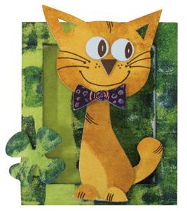 Obrázok Rám malý Kočka