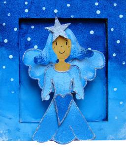 Obrázok Rám malý Anděl