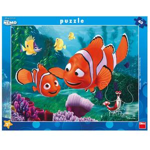Obrázok Puzzle Nemo v bezpečí